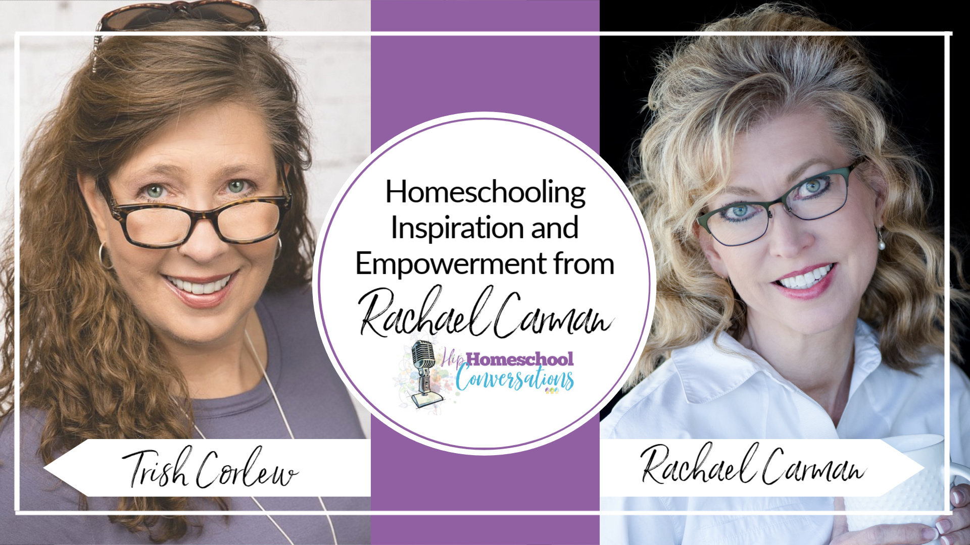 If you have ever felt inadequate to homeschool or just uninterested, join Trish as she interviews Rachael Carman. They discuss everything from butterflies to the Bible to give Homeschooling Inspiration and Empowerment.